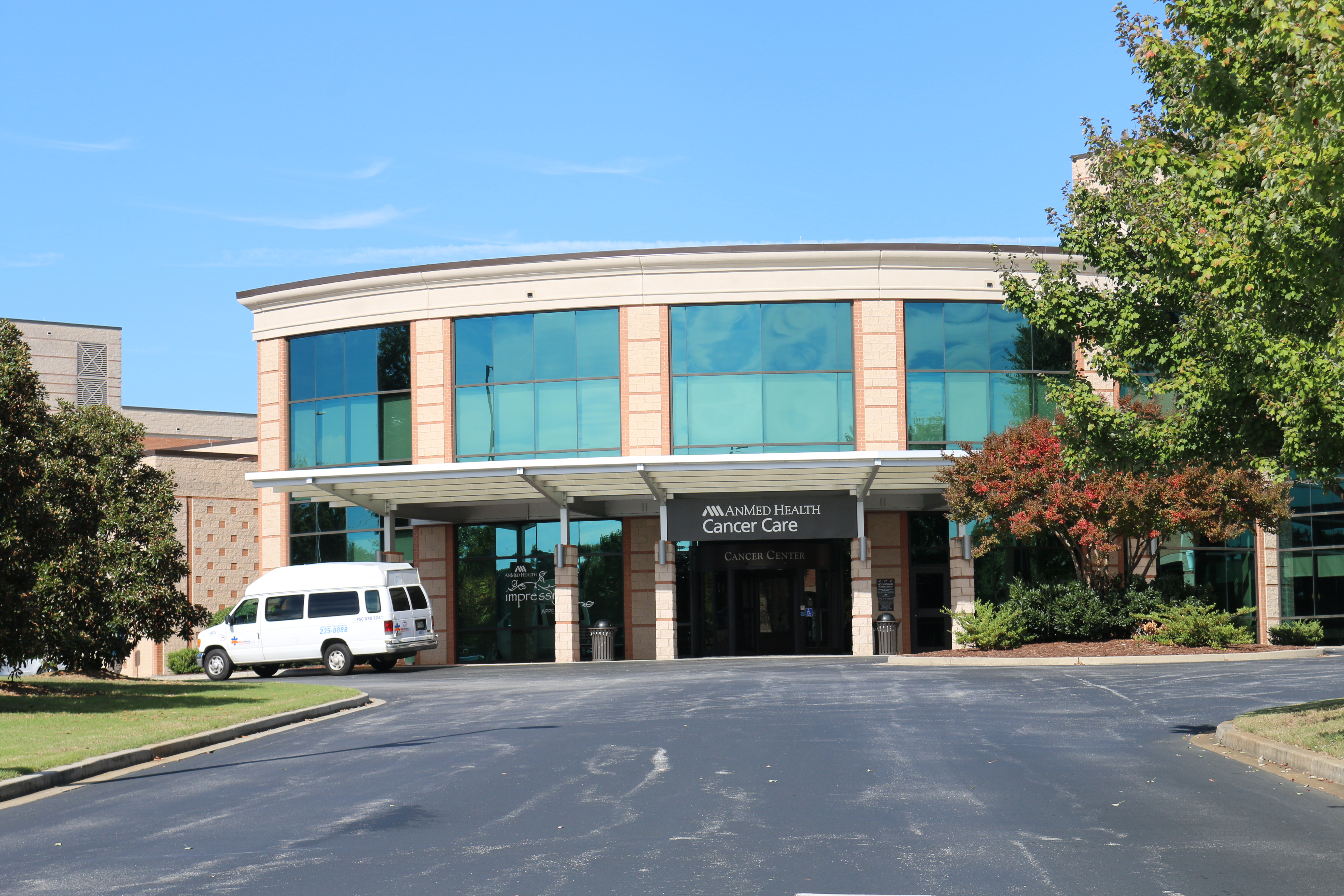 AnMed Health Cancer Center