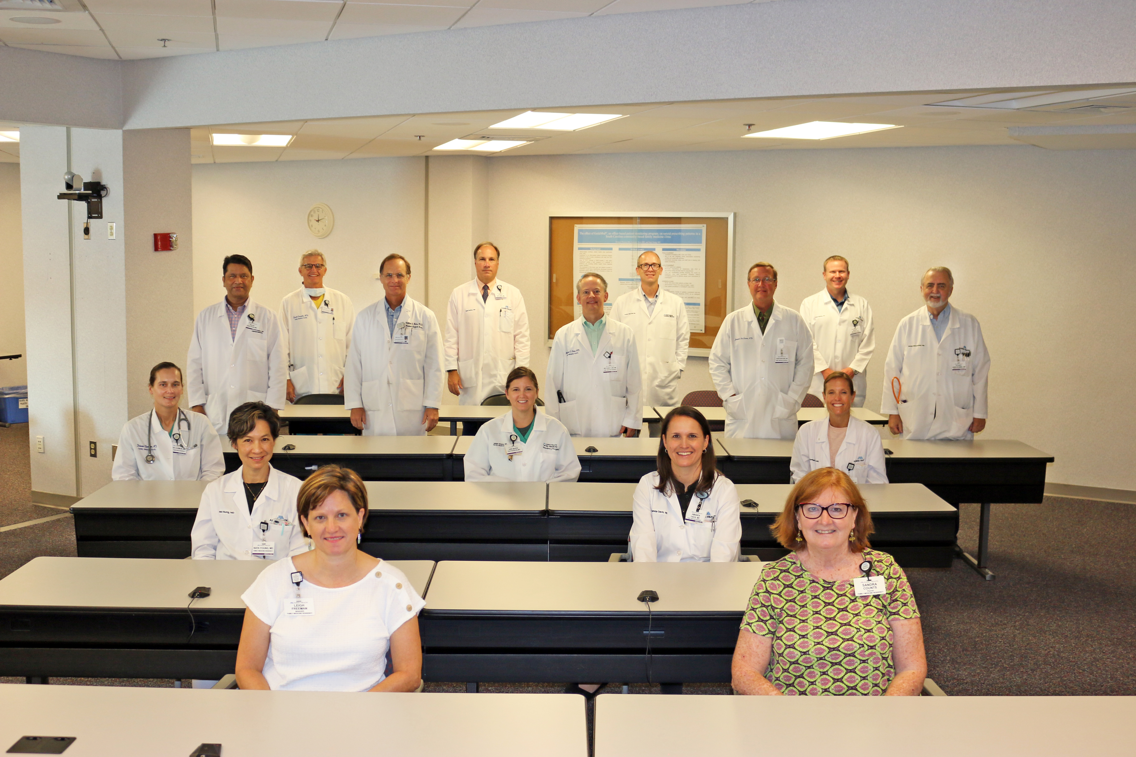 AnMed Health Family Medicine Residency Faculty
